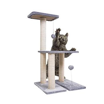 Amazon.com: Dimaka - Árbol de gato de 29.9 in de alto para ...