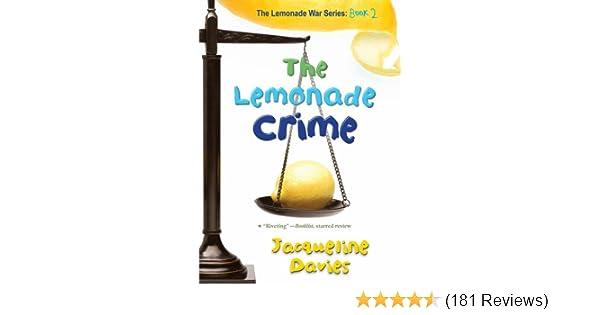 the lemonade crime the lemonade war series book 2 kindle edition