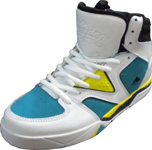 Skater Schuhe Sneakers Emerica Hi Green White Braydon Shoes Skateboard Sneaker Schuhe T8zq0Z