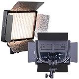 AW Pro 680pcs Photography LED 20W Light 3200-5600K Photo Video Studio Portrait Lighting Dimmer