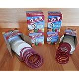 Tattler Reusable Canning Lids Variety Pack