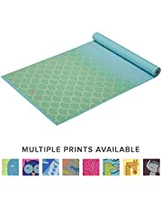 Gaiam Kids Yoga Mat Exercise Mat, Yoga for Kids with Fun Prints - Playtime for Babies, Active & Calm Toddlers and Young Children (60 L x 24 W x 3mm Thick)