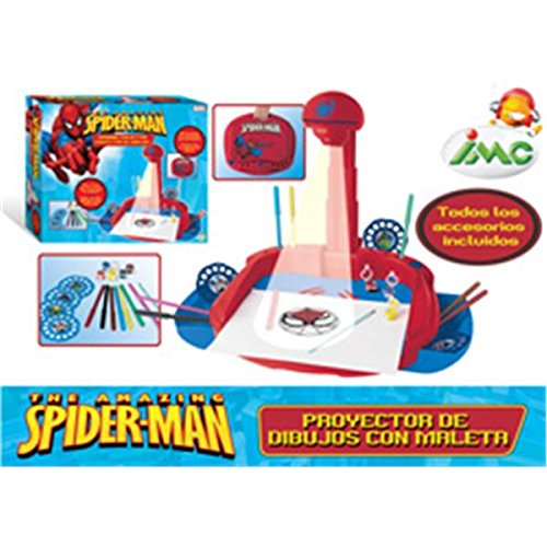 Amazon.es: IMC Toys Proyector Dibujos Spiderman