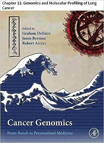 Äänikirjan lataaminen Cancer Genomics: Chapter 12. Genomics and Molecular Profiling of Lung Cancer PDF