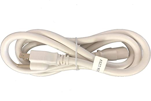 BYBON Extension Cord SJT 14AWG NEMA 5-15R TO 5-15P Yellow Jacket UL-Listed