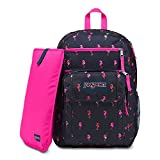 JanSport JS00T69D48H Digital Student Laptop Backpack, Prismpinkprettyposey