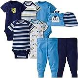 Gerber Baby Boys' 9 Piece Playwear