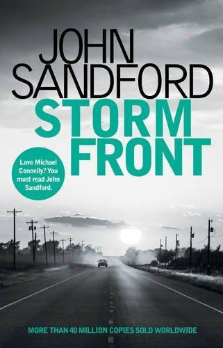 By John Sandford Storm Front [Paperback]