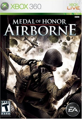 Medal of Honor Airborne - Xbox 360 (Best Xbox Shooter Games)