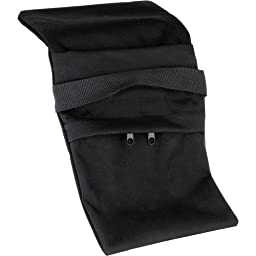 Impact Empty Saddle Sandbag - 5 lb (Black Cordura)