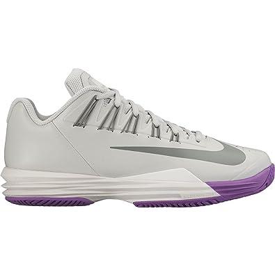 Nike Lunar Ballistec 1.5 Sz 7.5 Womens Tennis Shoes Grey New In Box