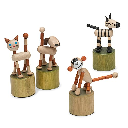 Used, Kings County Tools Four Small Collapsing Wooden Animal for sale  Delivered anywhere in USA