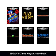 SEGA 48-Game Mega Arcade Pack [Online Game Code]