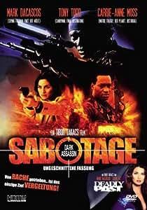 Sabotage - Dark Assassin [Alemania] [DVD]