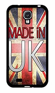Made in UK SILICONE Phone Case Back Cover Samsung Galaxy S4 I9500