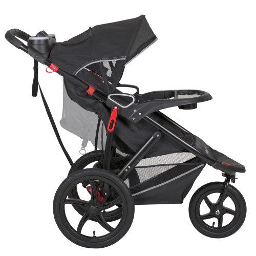 Amazon.com : Baby Trend Velocity Lite Jogger Stroller, Black ...