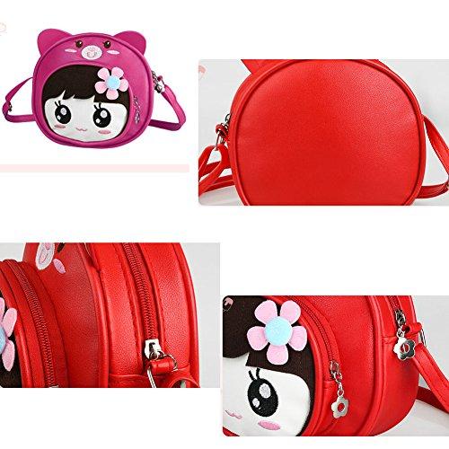 Schöne kleine Mädchen Umhängetasche, Kinder Rucksack, Kindertasche, Mode Trend