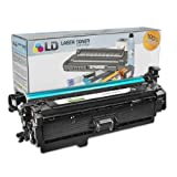 LD © Remanufactured Replacement Laser Toner Cartridge for Hewlett Packard CE260A (HP 647A) Black, Office Central