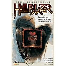 HellBlazer. Origens. O Coração do Menino Morto - Volume 7