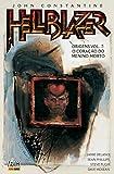 capa de HellBlazer. Origens. O Coração do Menino Morto - Volume 7