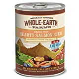 Merrick Whole Earth Farms Grain Free Hearty Salmon Stew Canned Dog Food, 12.7 oz, Case of 12