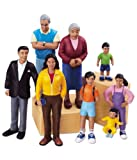 Pretend and Play People - Hispanic Family