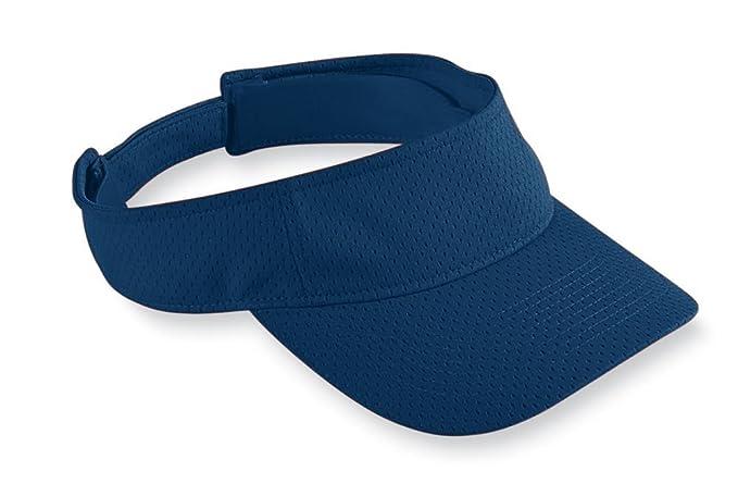 2a1e10d8 Amazon.com: Augusta Sportswear Athletic Mesh Visor: Clothing