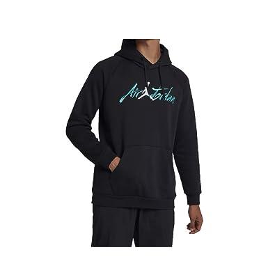 509e296b75e Jordan Nike Mens Air Jumpman Pull Over Hoodie at Amazon Men's Clothing store :