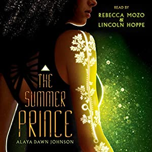 The Summer Prince Hörbuch