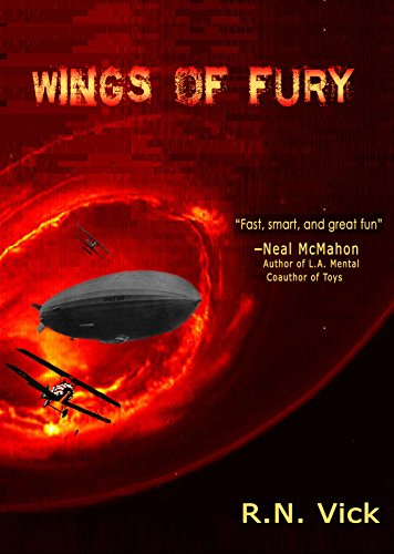 Wings Of Fury Kindle Edition By Rn Vick Literature Fiction