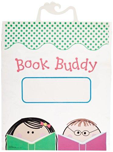 Creative Teaching Books - Creative Teaching Press Book Buddy Bags - 10 x 12 inches - Pack of 6