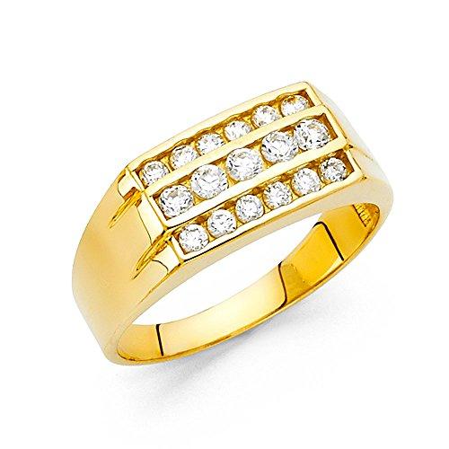 14k Solid Jewelry Set - 9