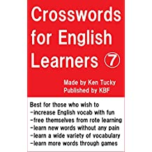 Crosswords for English Learners ⑦