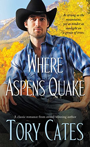 book cover of Where Aspens Quake