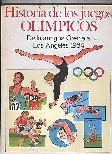 Historia de los juegos olimpicos: Varios: Amazon.com: Books