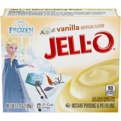 Jell-O Instant Vanilla Pudding & Pie Filling, 3.4 oz Box by Jell-O (Image #8)