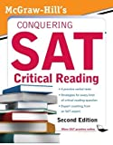 McGraw-Hill's Conquering SAT Critical Reading (5 Steps to a 5 on the Advanced Placement Examinations) by Nicholas Falletta (2010-11-10)