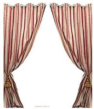 bng Double Rideau Jacquard Piqué Coton Lourd Patchwork, Style ...