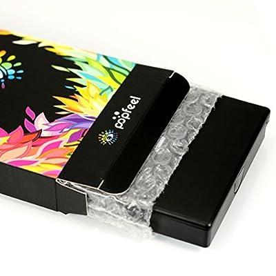 LandFox 120 Colors Cosmetic Powder Eyeshadow Palette Makeup Set Matt