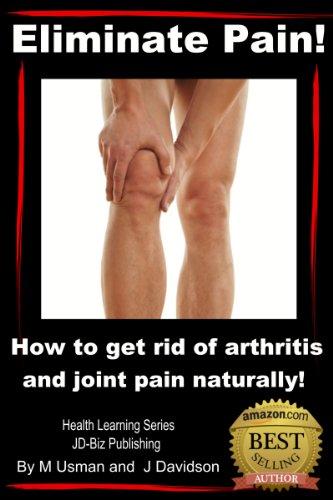 Eliminate arthritis Naturally Health Learning ebook product image
