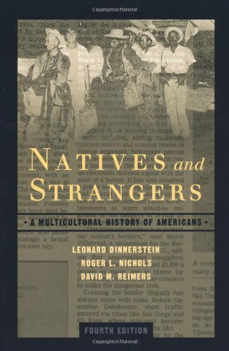 Natives and Strangers: A Multicultural History of Americans