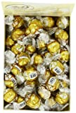 Lindt LINDOR White Chocolate Truffles, Kosher, 60