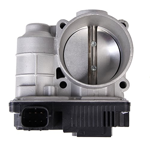 Complete Throttle (AURELIO TECH For 02-06 Sentra Altima 2.5L Complete Throttle Body with Sensors 16119-AE013)
