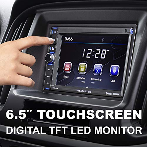 Double din bluetooth head unit