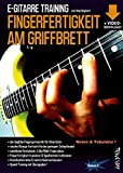 E-Gitarre Training - Fingerfertigkeit am Griffbrett (Noten & Tabulatur) finger-fitness for guitar - Fingergymnastik - warm up (+Video-Download!)