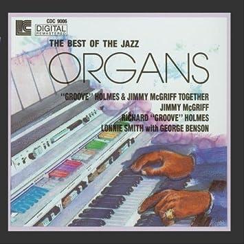 Various Artists - The Best of Jazz Organs - Amazon com Music