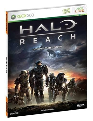 Halo: Reach Signature Series Guide (Official Strategy Guides