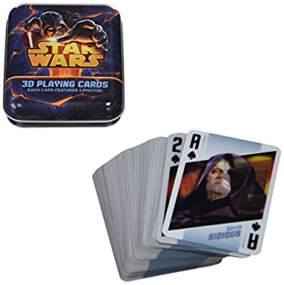 Star Wars Lenticular Playing Cards