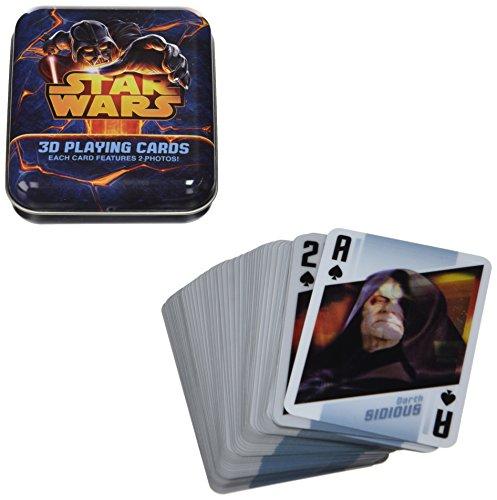 Star Wars Lenticular Playing - Box Video Poker