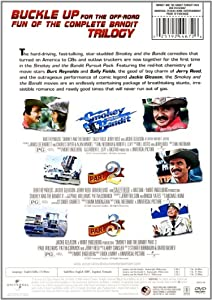 Smokey and the Bandit: Pursuit Pack: The Franchise Collection by Universal Studios